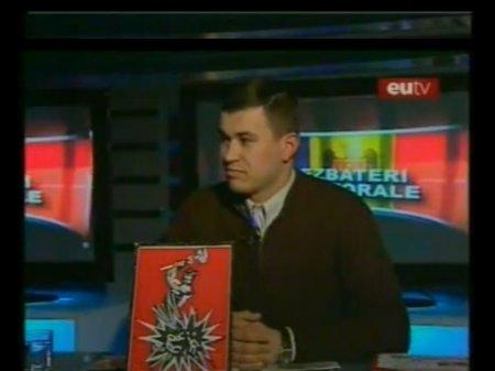 Политические дебаты. Выборы 5 апреля 2009. Назаренко vs Рошка